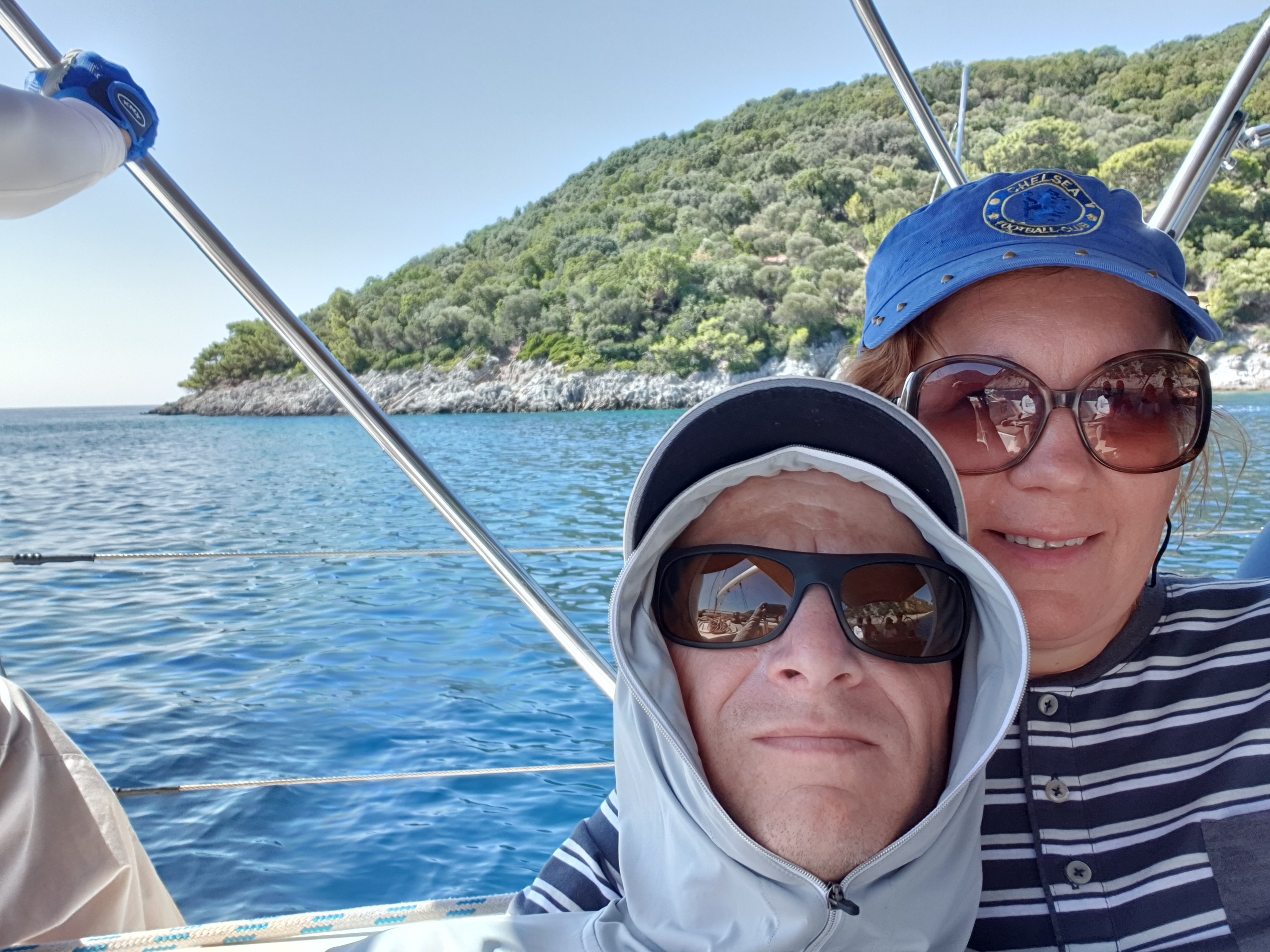 Как я ловил тунца. Часть 1.